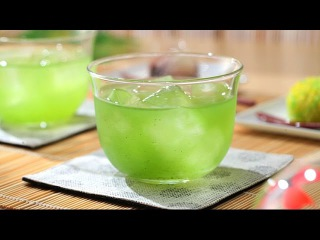 How to prepare a Cold-brewed green tea -ITO EN-