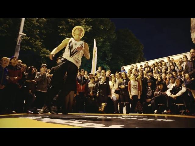 Tony Igri Bozz vs Vins Plast vs Artschool Shustry - Streetfire Battle 2015