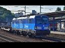 ČD Cargo Vectron 383 001 Bratislava hlavná stanica