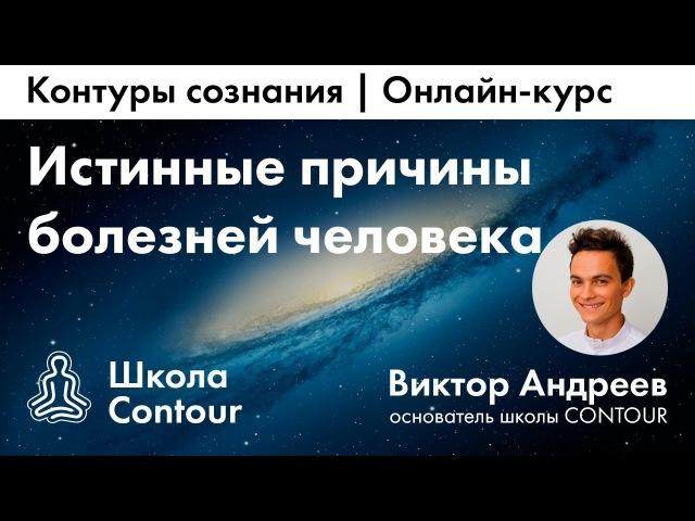Истинные причины болезней. Виктор Андреев