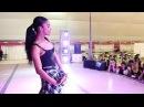 YANET FUENTES - Taller Reggaeton Cubano 2016.