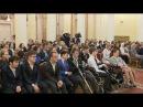 Вячеслав Макаров поздравил выпускников коррекционных школ Санкт-Петербурга