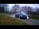 Ford Mondeo ST200 Burn OUT XTREME HD HQ palenie gumy Wheelspin Donut