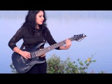 Eluveitie - A Rose for Epona Guitar Cover by Shweta Singh