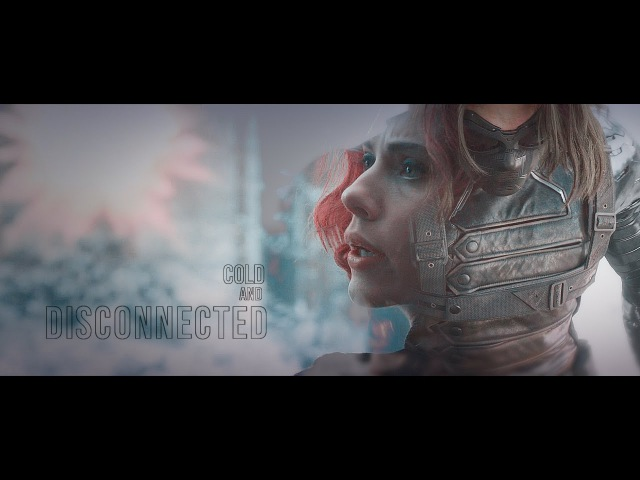 Winter Soldier Black Widow || cold and disconnected
