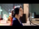 Очень красивый кавер от очаровательной J.Fla на песню  Zedd - Stay.