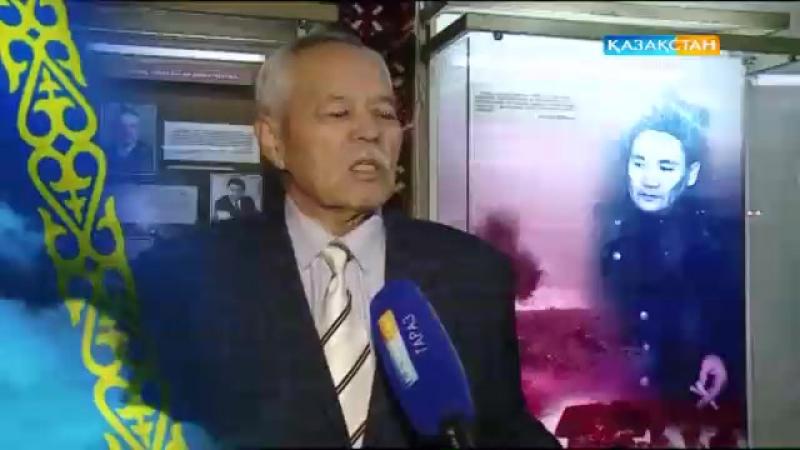 Мақұлбек Рысдәулет - Қазақстанның құрметті журналисі 16желтоқсан Тәуелсіздікке25жыл taraztv