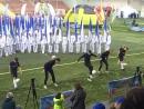Открытие спортивных игр в Екатеринбурге