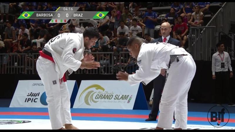 Isaque Bahiense vs Lucas Barbosa TokyoGS бжж практика