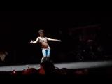 Bruno Habib dançando no Ahla Salamat 2016 - Buenos Aires 6525