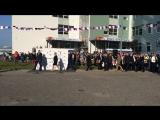 1 сентября в новой школе в Кудрово