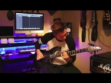 Major Lazer - Col Water (R3hab &amp Skytech Remix) Cole Rolland Guitar Cover