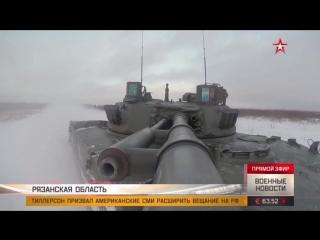 Эффектные кадры сдачи зачетов десантниками под Рязанью