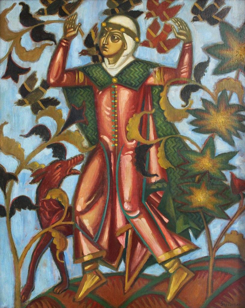 Забытый художник Серебряного века