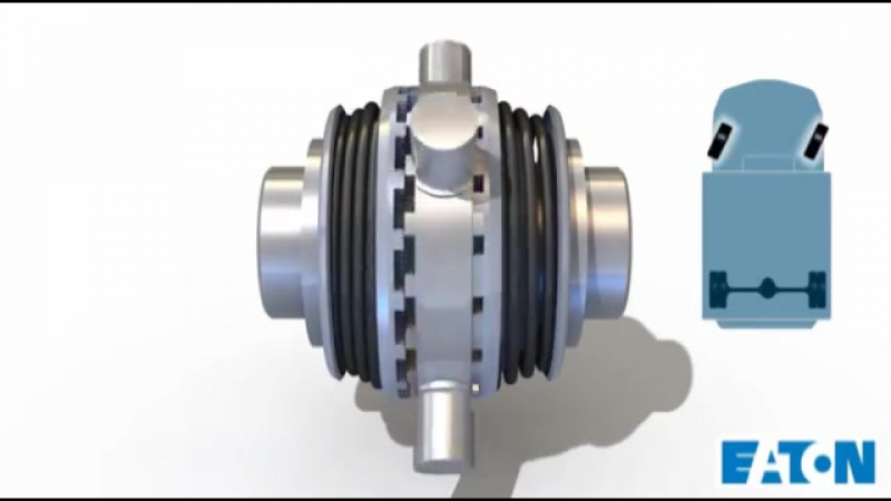 Eaton NoSPIN Differential