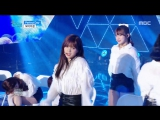 Oh My Girl - Perfect Day @ Music Core 170408
