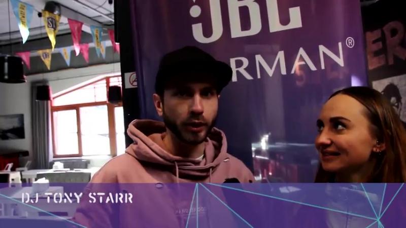 Интервью со звёздами ROSAFEST2017