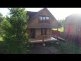 Дом в Савкино. Съемка с дрона