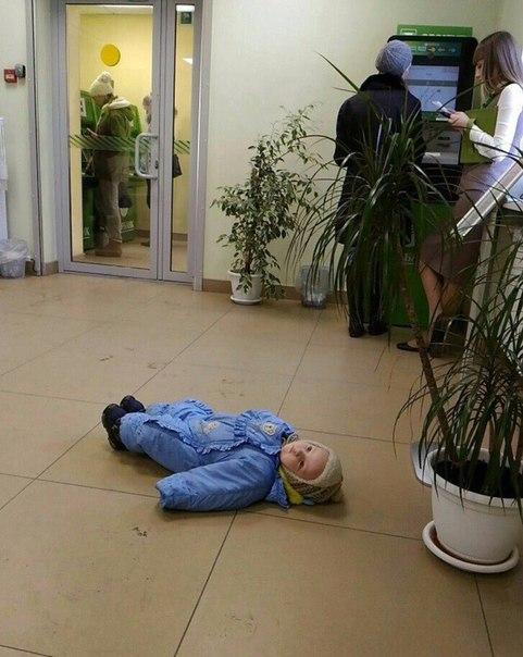 У ребёнка всё проще.. устал - прилёг. 😆  #истории@krskoverhear