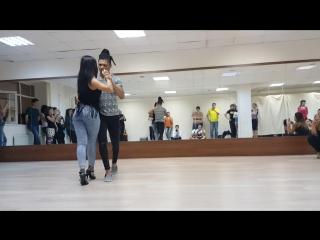Занятие 2 Раф Лена урбанкиз танец 2016-11-07
