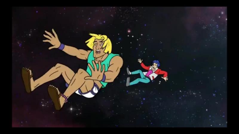 Грэвити Фоллс - Зайлер и Крас Gravity Falls - Zyler and Craz