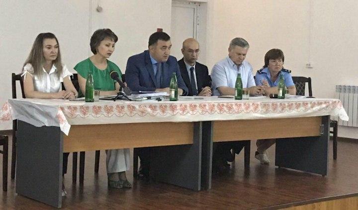 В Зеленчукском районе обсудили вопросы развития курорта «Архыз»
