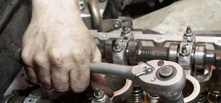 Ремонт двигателей Skoda