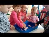 Игры для развития и коррекции тактильных ощущений ребенка дошкольного возраста.