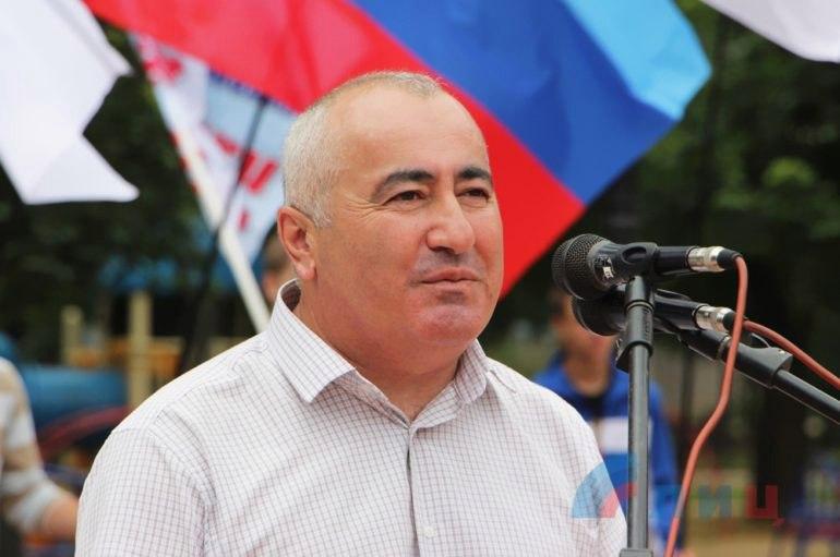Руководство ЛНР благодарит жителей Зеленчукского района за оказание благотворительной и гуманитарной помощи