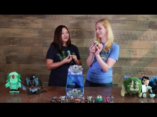 Trollhunters mystery mini  plushies unboxing!