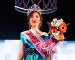 Девушка из Калмыкии участвует в конкурсе «Краса России»