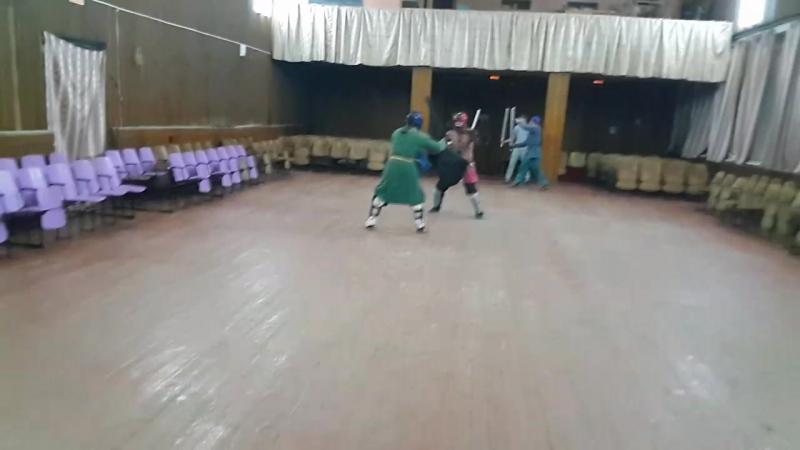 Галкин-Сотов/Чесноков (тренировочный проф)