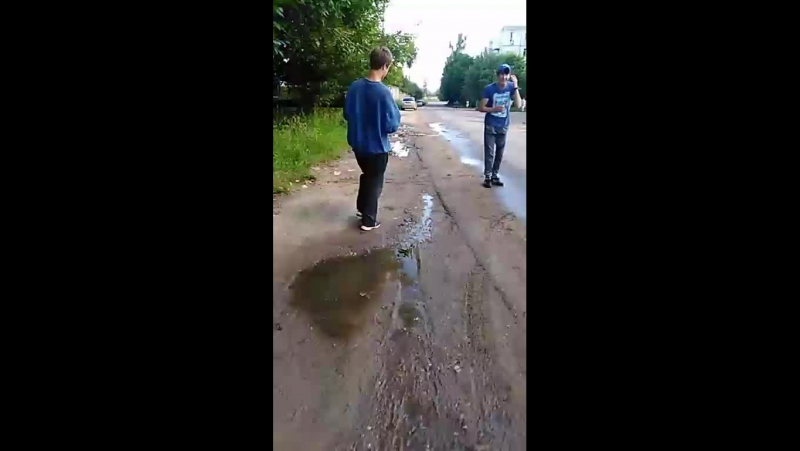 Паркурщик Гофа