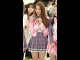 [직캠 FanCam] 170114 우주소녀(WJSN) 타임스퀘어 팬싸인회 +마감인사 #연정 #유연정 by Athrun