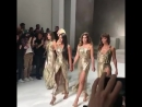 Versace Show Shutdown at MFW Sept 2017