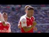 Алекс Окслейд-Чемберлен VS Челси
