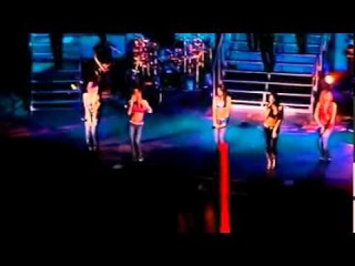 Girls Aloud - 2 - Here We Go WWTNS Tour 2005