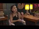 Lip Sync Conversation with Ariana Grande