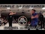 EDC 2k17  FINAL 1v1 FRESHMEN  RACHEL vs. NICOLAS