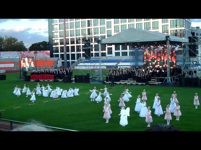 Магутны Божа - 2017 _ Гала-концерт_Хор Перезвоны