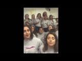 AYF Camp Week A Singing