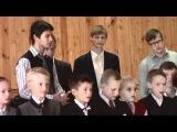 1 сентября 2010 года в хоровом училище имени М.И.Глинки