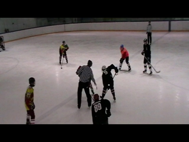 ЕЛХЛ PLAY-OFF II дивизион 1/2 финала ХК ВОЛКИ VS ХК КАЗАКИ 19.02.2017