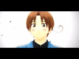 MMD APH - I'm Free Various Nations