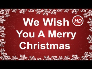 We Wish You a Merry Christmas with Lyrics | Christmas Carol & Song | Children Love to Sing