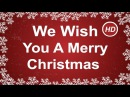 We Wish You a Merry Christmas with Lyrics | Christmas Carol Song | Children Love to Sing