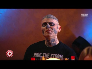 Владимир Томас в Comedy Club (28.10.2016)