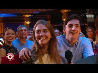 Ангелина Николау и Иван Кузнецов в Comedy Club 28.10.2016