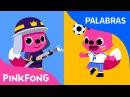 Trabajos | Palabras | Pinkfong Canciones Infantiles