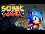 Sonic Mania - Studiopolis Zone (Instrumental Cover)